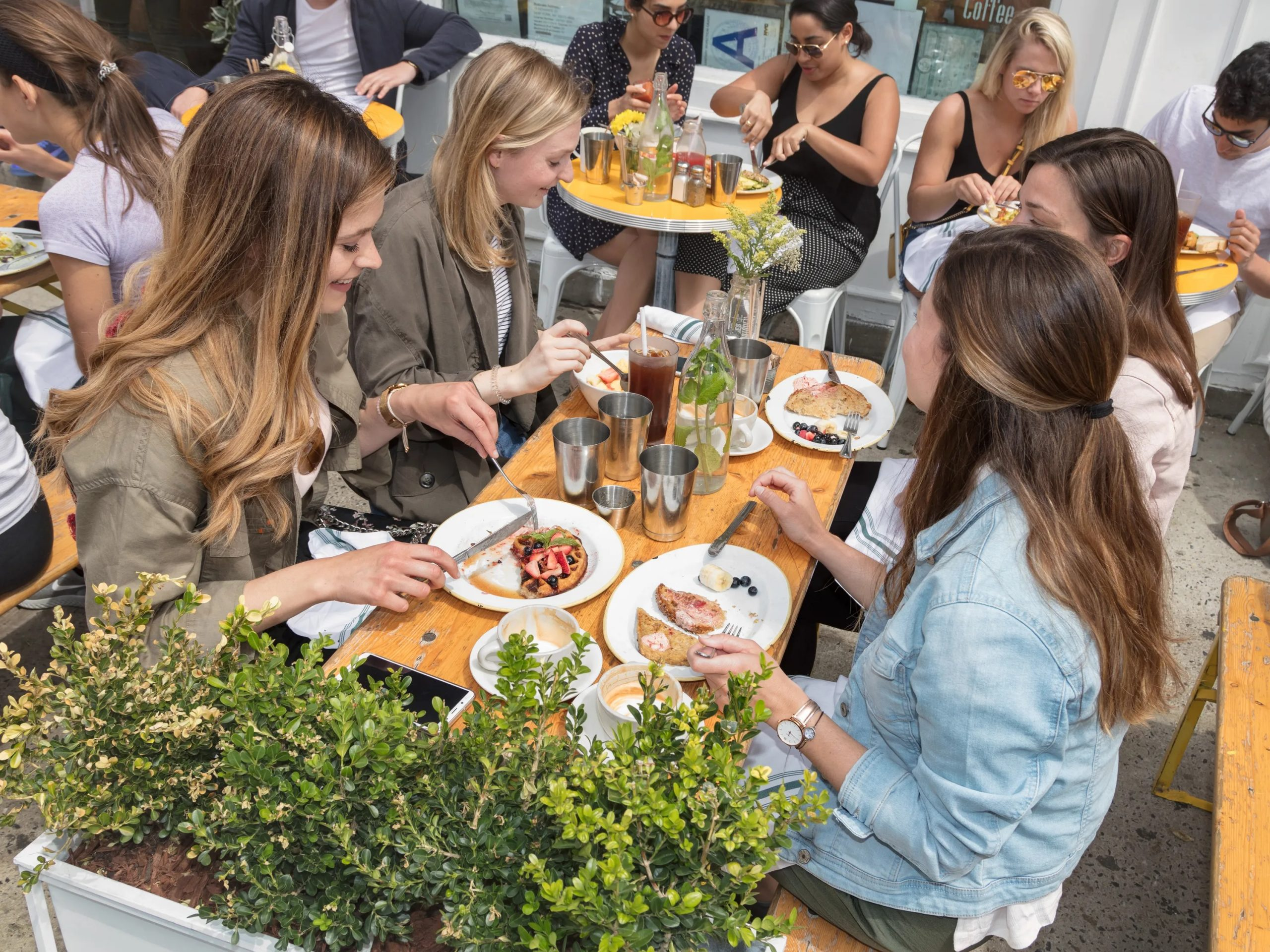 Inilah Keseruan Hangout di Café Rooftop Keywest USA